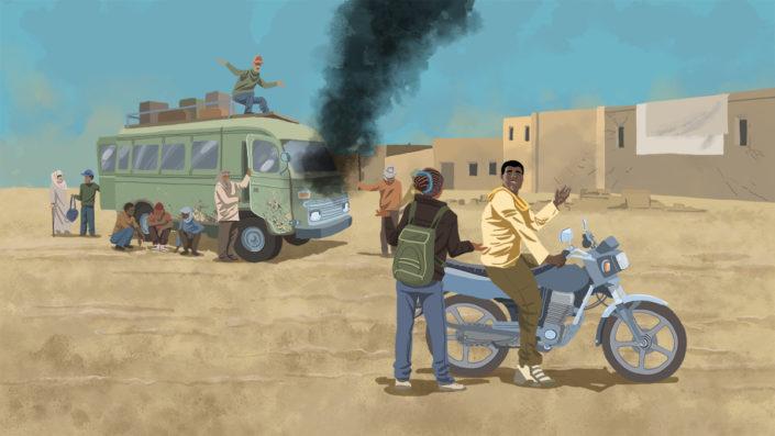 """""""Tahrib"""" Motioncomic 02"""
